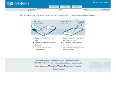 wikifonia.org