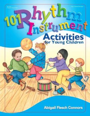 101-Rhythm-Instrument-Activities-Flesch-Connors-EB2370004255989