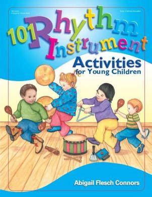 101-Rhythm-Instrument-Activities-Flesch-Connors-EB2370004255989