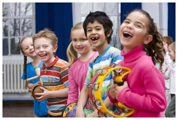 children-at-school-musical-instruments