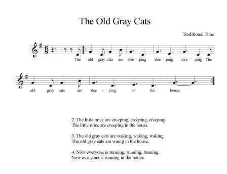 Old Gray Cats